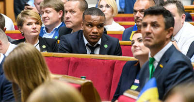 Egy ukrán parlamenti képviselő a magyar olimpiai arany ellen!