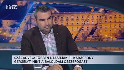 Ifj. Lomnici Zoltán: Előre beárazták Karácsony miniszterelnök-jelöltségét