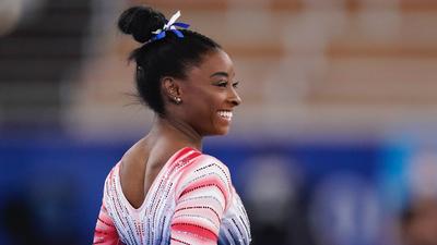 Simone Bilesnak végül olimpiai bronzot érlelt a visszatérés gerendán – a csavart kihagyta