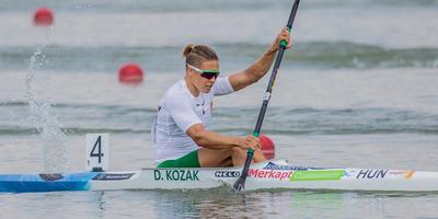 Kozák és Csipes futamgyőztesként jutott tovább, Csizmadia Kolos olimpiai csúcsot döntött