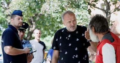 Hajléktalanuralom Fehérváron – Véletlenszerű rajtaütést szerveztek az illetékes szervek