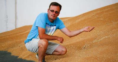 Betakarították a gabonát a jászkunsági gazdálkodók
