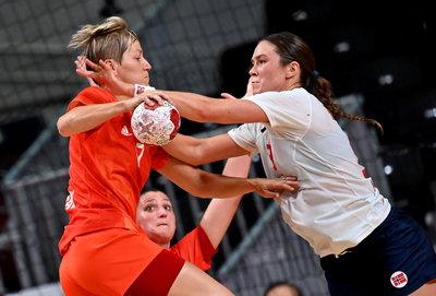Kikapott a norvégoktól a negyeddöntőben a női kézilabda-válogatott - galéria