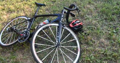 Személyautónak ütközött egy figyelmetlen kerékpáros Szolnokon