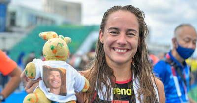 Erőn felül teljesített a szegedi Olasz Anna az olimpián