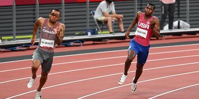 Egy 17 éves gimnazista közel járt ahhoz, hogy legyőzze a világ legjobb sprintereit