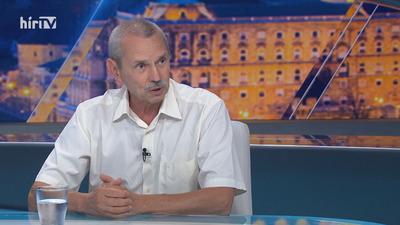 Dr. Rusvai Miklós: A negyedik hullám jönni fog, de biztató hír, hogy nem a következő 10 napban