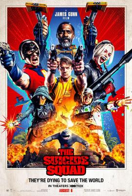 Az őrületnek nincs határa - The Suicide Squad - Az öngyilkos osztag