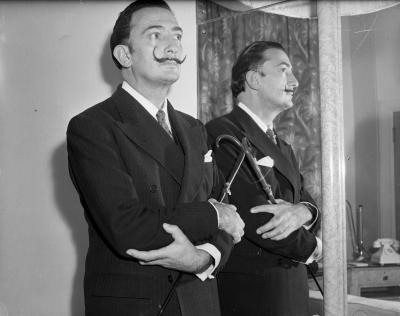 Lángelme? Bizarr művész sztorik Salvador Dalíról