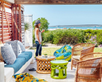 Villa az óceán partján