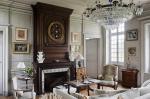 Egy klasszikus otthon extravagáns részletekkel
