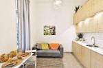 Egy 22 négyzetméteres cselédszobából élhető garzonlakás