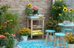 Mi kell egy bohém hangulatú kerthez?