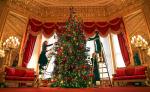gy karácsonyozik a brit királyi család: nézz be a windsori kastélyba!