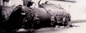 Mozdonyrobbanás volt Fonyódon! 70 métert repült a kazán az 50 évvel ezelőtti tragédiában