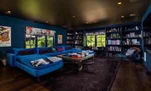 Sztárotthonok: egy elegáns otthon bohém stílusban