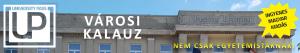 University Pass - Városi kalauz